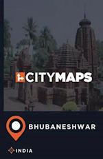City Maps Bhubaneshwar India