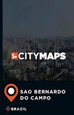City Maps Sao Bernardo Do Campo Brazil