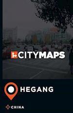 City Maps Hegang China