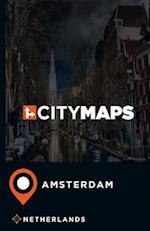 City Maps Amsterdam Netherlands