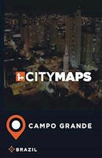 City Maps Campo Grande Brazil