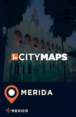 City Maps Merida Mexico