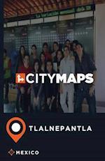 City Maps Tlalnepantla Mexico