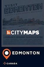 City Maps Edmonton Canada