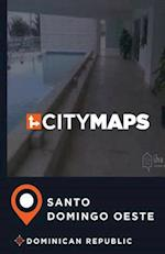 City Maps Santo Domingo Oeste Dominican Republic