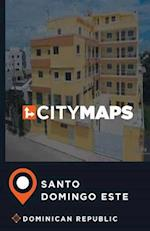 City Maps Santo Domingo Este Dominican Republic