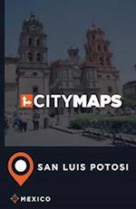 City Maps San Luis Potosi Mexico