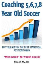 Coaching 5, 6, 7, 8 Year Old Soccer