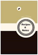 Blank Cookbook