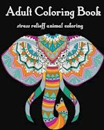Adult Coloring Animals