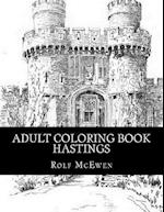 Adult Coloring Book - Hastings