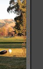 Golf Round Scorecard