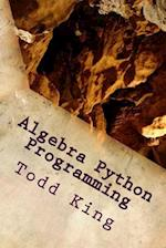 Algebra Python Programming