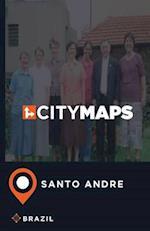 City Maps Santo Andre Brazil