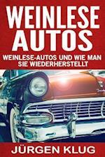 Weinlese-Autos