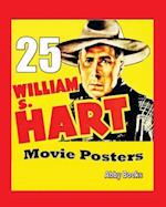 25 William S. Hart Movie Posters