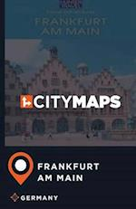 City Maps Frankfurt Am Main Germany