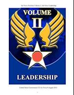 Air Force Doctrine Volume 2, Air Force Leadership 8 August 2015