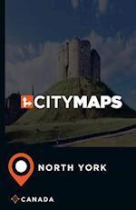 City Maps North York Canada