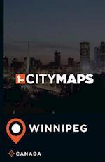 City Maps Winnipeg Canada