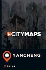 City Maps Yancheng China