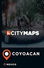 City Maps Coyoacan Mexico