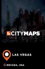 City Maps Las Vegas Nevada, USA