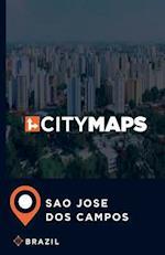 City Maps Sao Jose DOS Campos Brazil