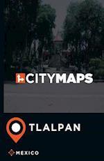 City Maps Tlalpan Mexico