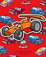 Sticker Book for Cars