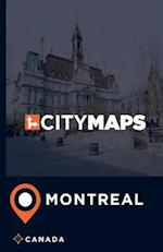 City Maps Montreal Canada