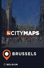 City Maps Brussels Belgium