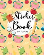 Sticker Book for Teachers