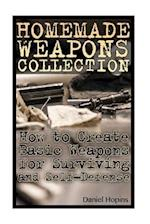Homemade Weapons Collection