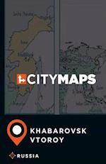 City Maps Khabarovsk Vtoroy Russia