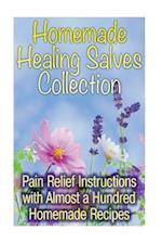 Homemade Healing Salves Collection