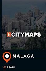 City Maps Malaga Spain