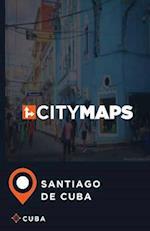 City Maps Santiago de Cuba Cuba
