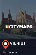 City Maps Vilnius Lithuania