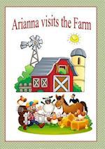 Arianna Visits the Farm