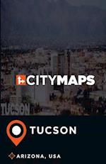 City Maps Tucson Arizona, USA