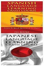 Spanish Language Learning Crash Course + Japanese Language Learning Crash Course
