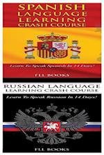 Spanish Language Learning Crash Course + Russian Language Learning Crash Course