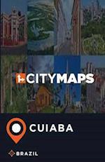 City Maps Cuiaba Brazil