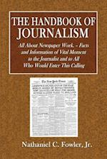 The Handbook of Journalism