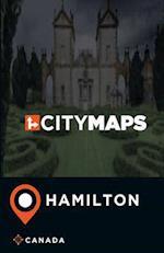 City Maps Hamilton Canada