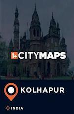 City Maps Kolhapur India