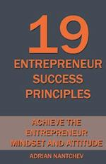 19 Entrepreneur Success Principles