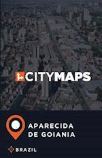 City Maps Aparecida de Goiania Brazil