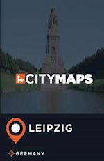 City Maps Leipzig Germany